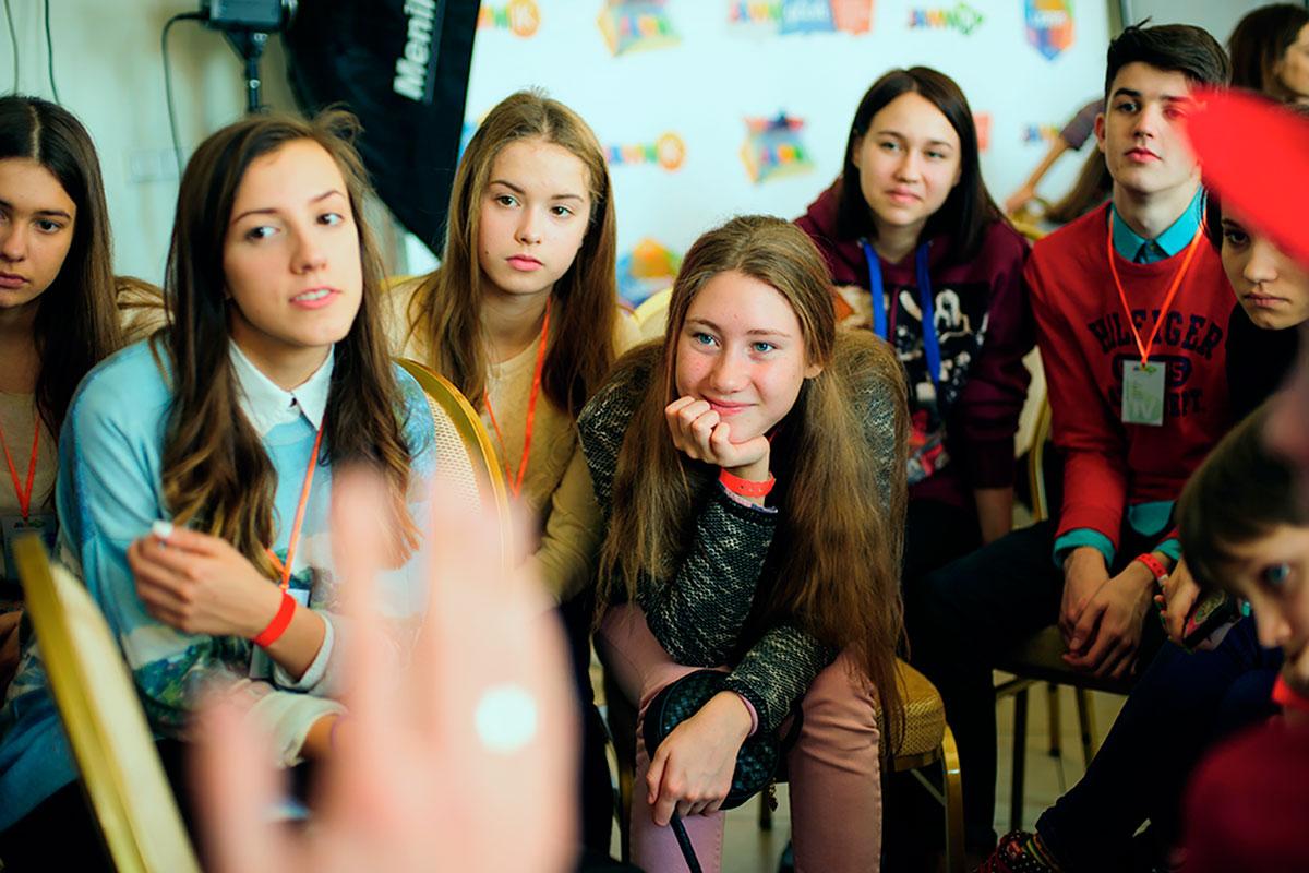 Профориентация для подростков и старшеклассников